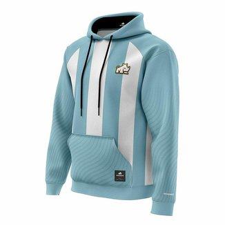 Moletom Argentina Rinno Force Futebol Masculino