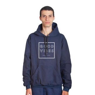 Moletom Basic Sandro Clothing Good Vibe Masculino