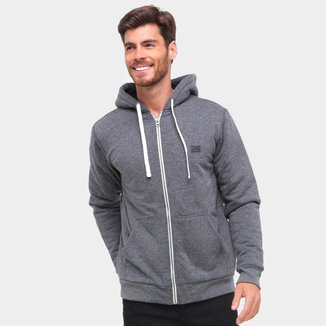 Moletom Billabong All Day Sherpa Zip Masculino
