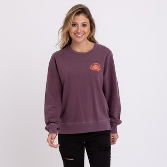 Moletom Billabong Burn All Day Feminino