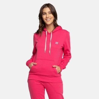 MOLETOM BILLABONG FECH POOL SIDE - ROSA