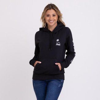 Moletom Billabong Palm Feminino