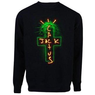 Moletom Cactus Jack Neon Masculino