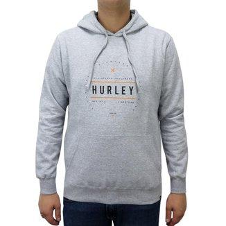 Moletom Canguru Hurley 1999 Masculino