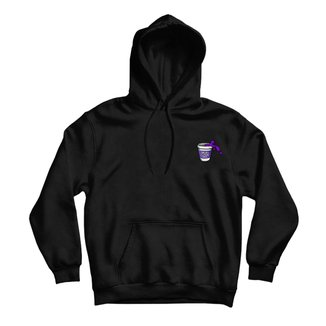 Moletom Canguru Purple Juice Masculino