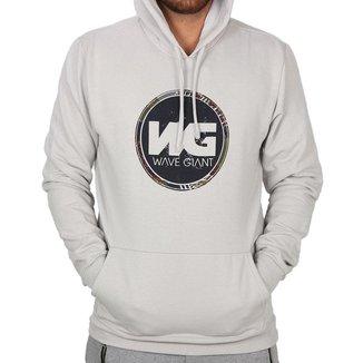 Moletom Canguru Wg Logo Wg