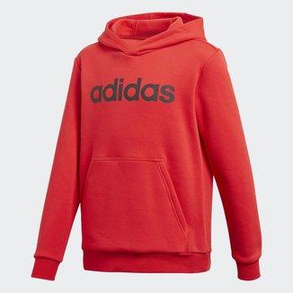 Moletom Capuz Linear  Adidas