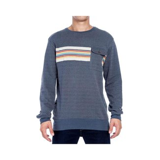 Moletom Careca Vissla Crestline Pocket