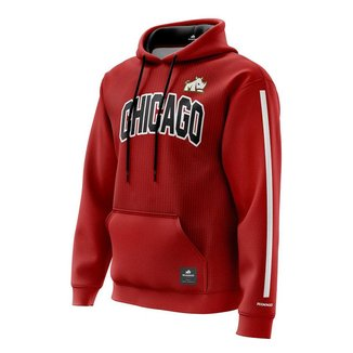 Moletom Chicago Rinno Force Basquete Masculino