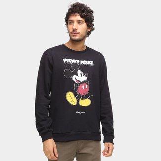 Moletom Colcci Disney Mickey Masculino