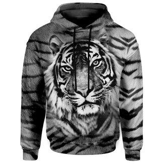 Moletom Com Capuz Unissex Tigre md03