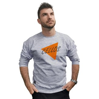 Moletom Crew Neck Cellos Nacho Premium