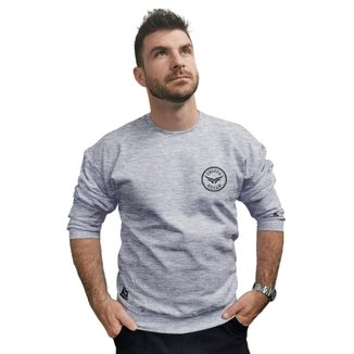 Moletom Crew Neck Cellos Seal Premium