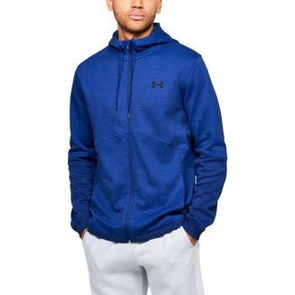 Moletom De Treino Under Armour Double Knit Full Zip Hoodie  Masculino