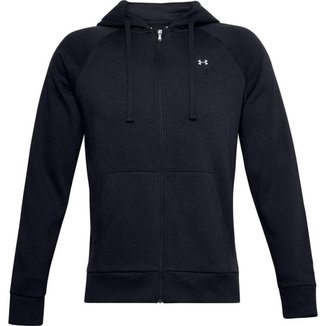 Moletom de Treino Under Armour Rival Fleece Full Zip Masculino
