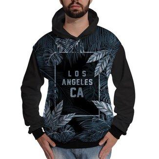 Moletom Di Nuevo Califórnia Street Wear Masculino