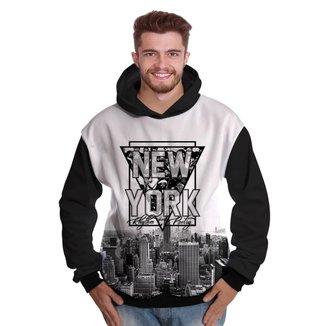 Moletom Di Nuevo New York Masculino
