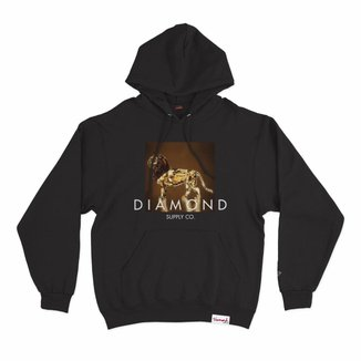 Moletom Diamond Geo Lion Hoodie Masculino
