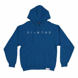 Moletom Diamond Leeway Hoodie Canguru Masculino