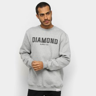 Moletom Diamond Sf Fleece Masculino