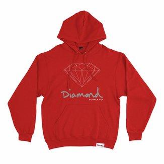 Moletom Diamond Sign Masculino