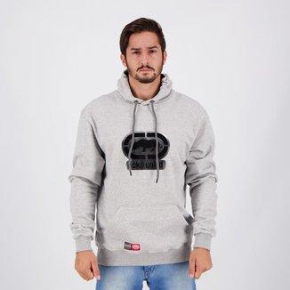 Moletom Ecko Street Fashion II Cinza Mescla