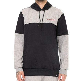 Moletom Element Fechado Double Sweat Masculino