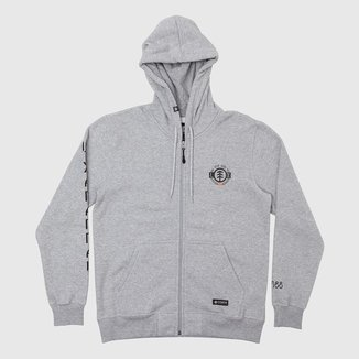 Moletom Element L.Xapa Zip Masculino