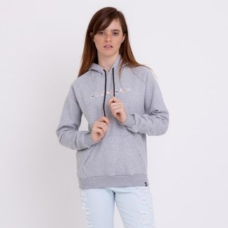 Moletom Element Modern Hood Feminino
