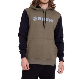 Moletom Element Simple Block Masculino