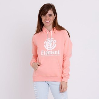 Moletom Element Vertical Oli Feminino