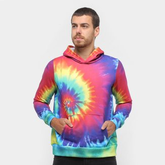 Moletom Energia Natural MTS Tie Dye