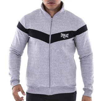 Moletom Everlast Vintage Full Zip Masculino