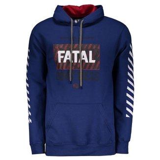 Moletom Fatal Logo Masculina