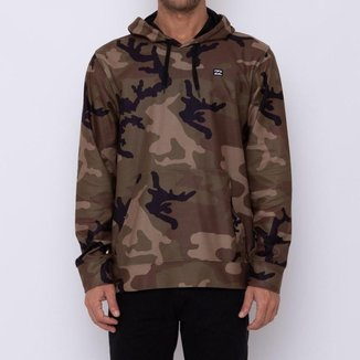 MOLETOM FECH ALL DAY - CAMUFLADO - G