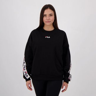 Moletom Fila Easy Tape Feminino