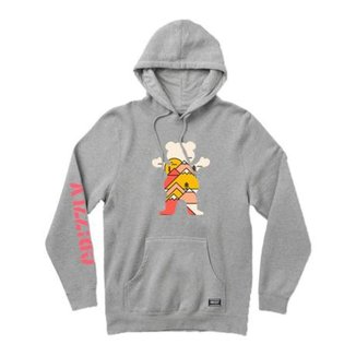 Moletom Grizzly Mountain Belt Hoodie