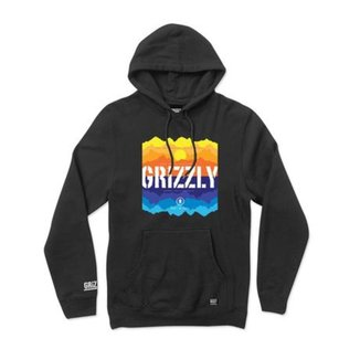 Moletom Grizzly Reflection Hoodie