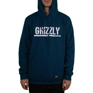 Moletom Grizzly Stamp  Masculino