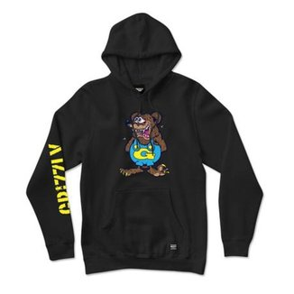 MOLETOM GRIZZLY THE BEAR HOODIE