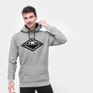 Moletom Hd Big Logo Canguru Masculino