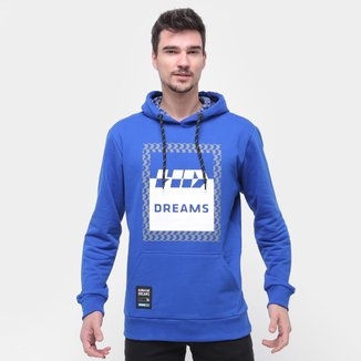 Moletom HD Canguru Dreams Masculino
