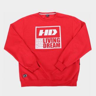 Moletom HD The Dream Plus Size Masculino
