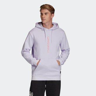 Moletom Hooe Purple Tint Adidas