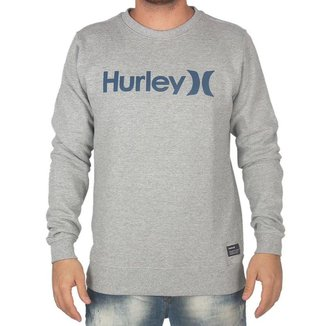 Moletom Hurley Careca O&O Masculina