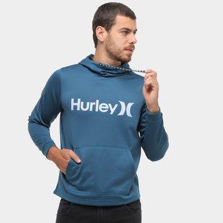 Moletom Hurley Thrm Pullover Canguru Masculino