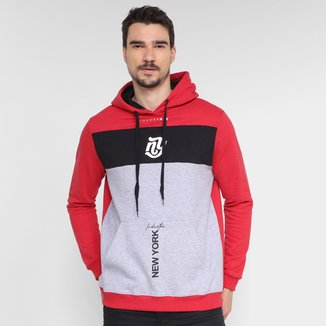 Moletom Industrie New York C/ Capuz Masculino