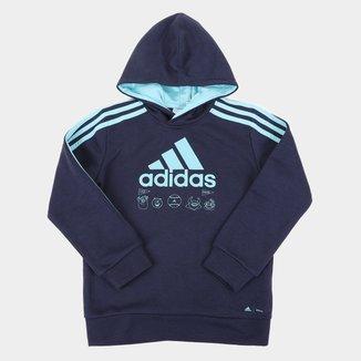 Moletom Infantil Adidas Monster S/A