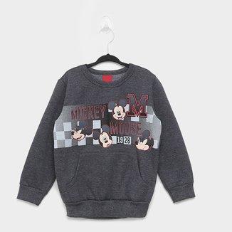 Moletom Infantil Cativa Disney Mickey 1928 Masculino