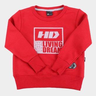 Moletom Infantil HD The Living Dream Masculino